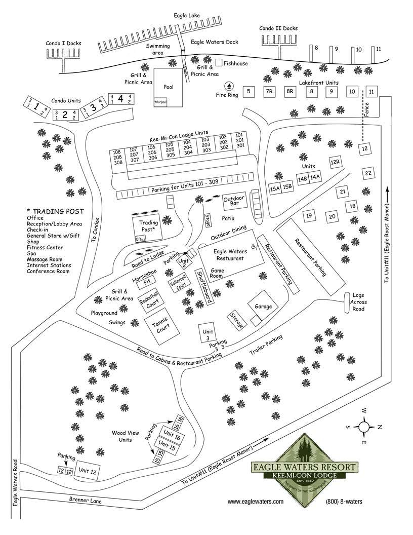 Eagle-Waters-Resort-Map