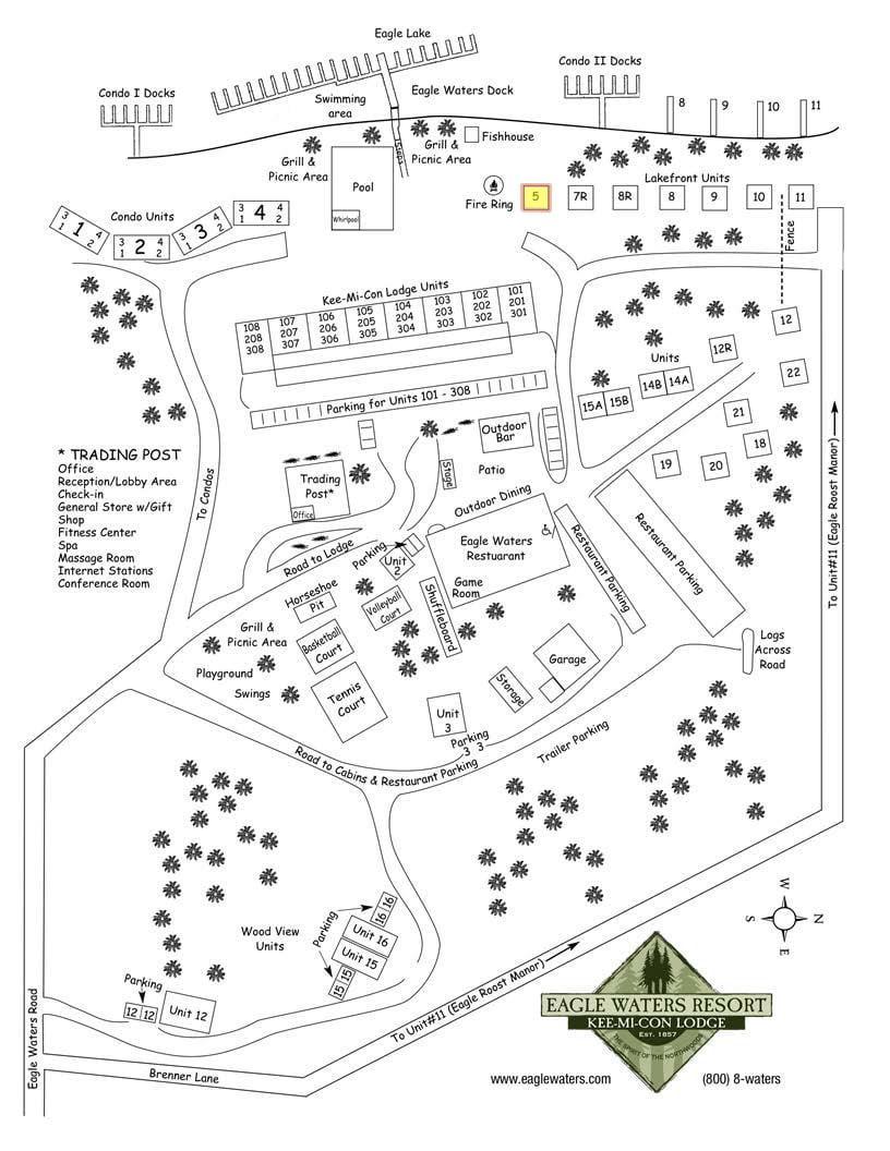 EWR-Map-Cabin-5