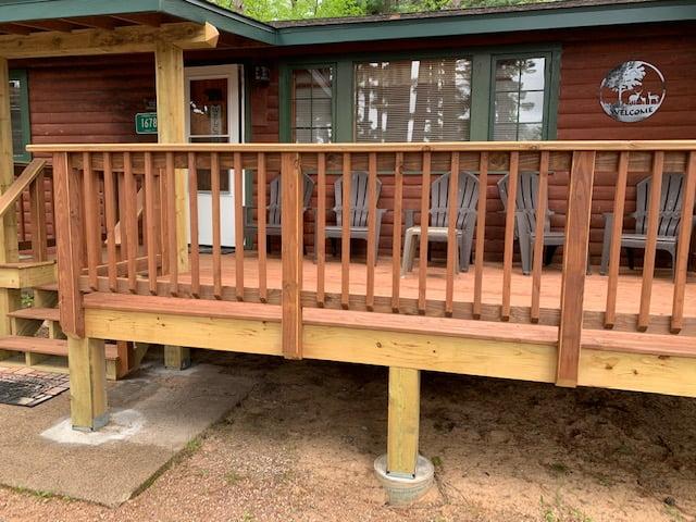 Deck Cabin 22