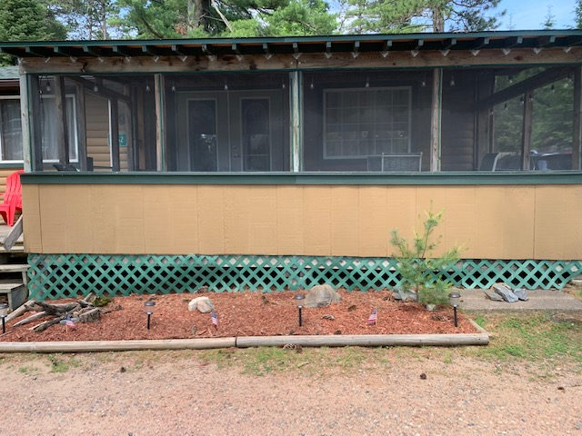 Cabin 19 Front 2021